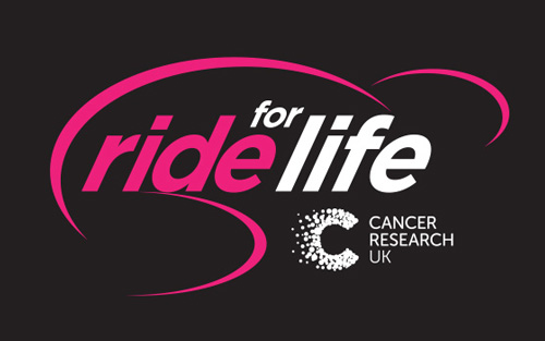 Ride for Life logo