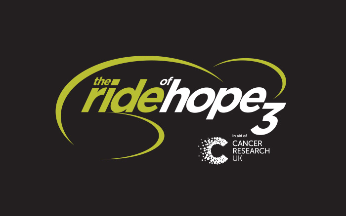 The Ride of Hope - logo