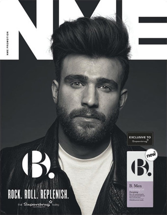 Superdrug B Men NME cover