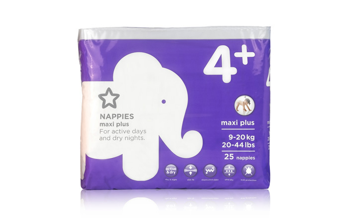 Superdrug baby nappies