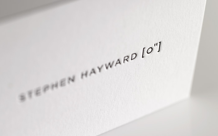 Stephen Hayward - Photographer